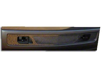 T-REX Upper Class Series Lower Air Dam Bumper Mesh Grille Insert - Polished (07-13 Silverado 1500)