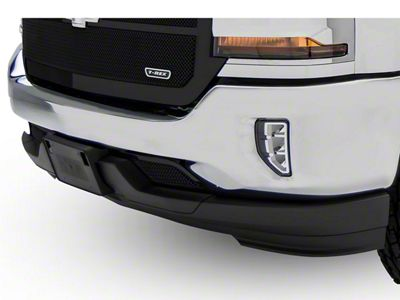 T-REX Upper Class Series Lower Bumper Mesh Grille Inserts - Black (16-18 Silverado 1500)