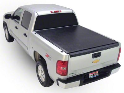 Truxedo Deuce Soft Roll-Up Tonneau Cover (07-13 Silverado 1500)