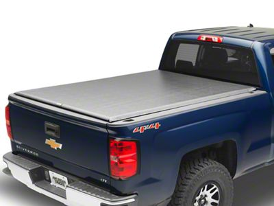 Truxedo Edge Soft Roll-Up Tonneau Cover (07-13 Silverado 1500)