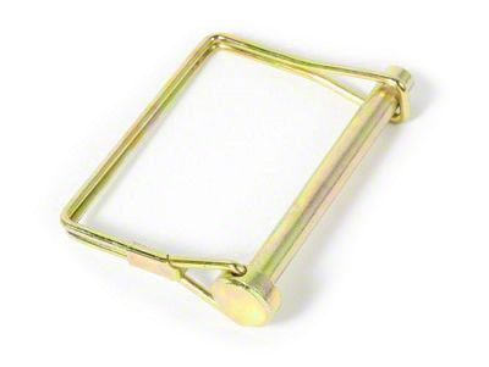 Omix-ADA Wire Lock Hitch Pin - 2.5 in x 5/16 in. (99-18 Silverado 1500)