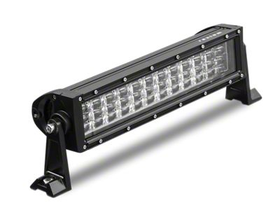 Raxiom 14 in. 4-Row High Power LED Light Bar - Spot/Spread Combo