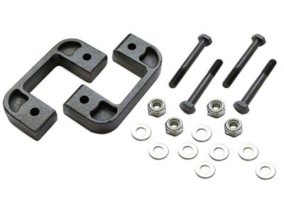 SkyJacker 2 in. Front Strut Spacer Leveling Kit (07-18 Silverado 1500)
