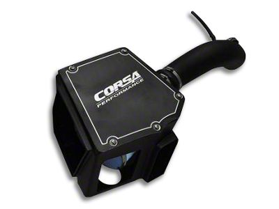 Corsa PowerCore Closed Box Cold Air Intake (2009 6.0L Silverado 1500, Excluding Hybrid)