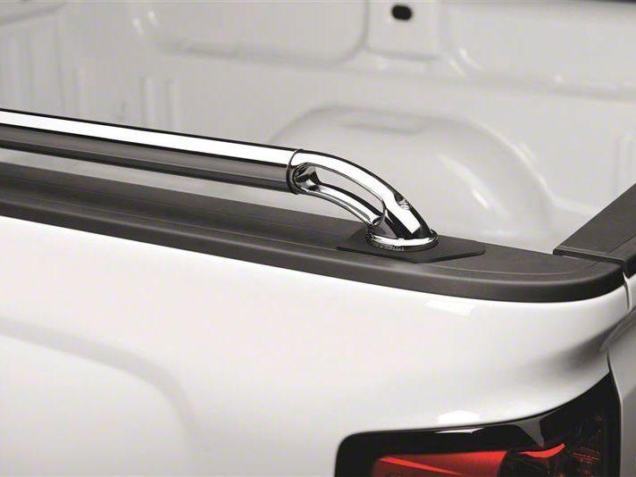 Putco Traditional Locker Side Bed Rails - GM Licensed (07-13 Silverado 1500)