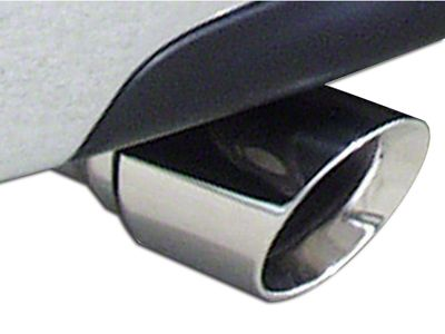 Corsa 3 in. Sport Dual Exhaust System w/ Polished Tips - Rear Exit (07-13 5.3L Silverado 1500)