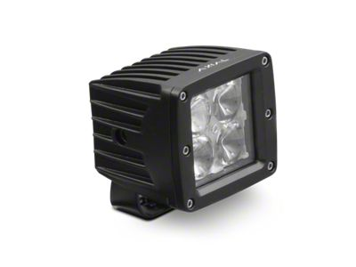 Axial 3 in. 4-LED Cube Light - Spot Beam