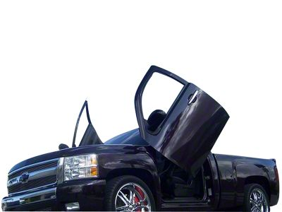 Vertical Doors Lambo Door Kit (07-13 Silverado 1500)