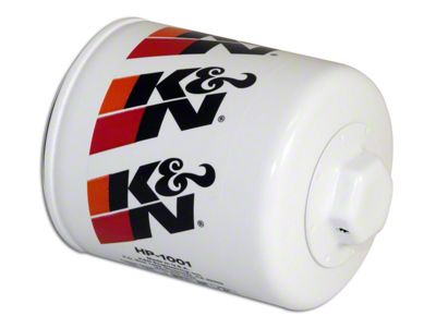 K&N Performance Gold Oil Filter (07-13 4.3L Silverado 1500)