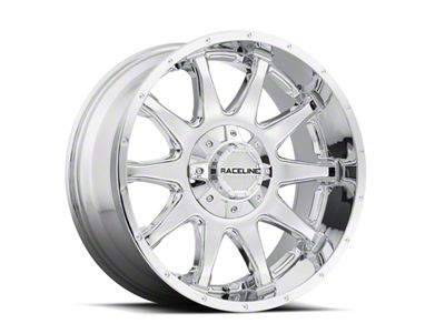 Raceline Shift Chrome 6-Lug Wheel - 17x8.5 (99-18 Silverado 1500)