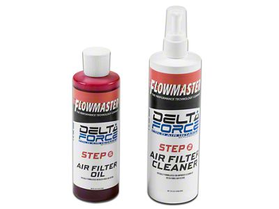 Flowmaster Air Filter Refresh Kit (99-19 Silverado 1500)