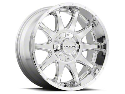 Raceline Shift Chrome 6-Lug Wheel - 17x9 (99-18 Silverado 1500)