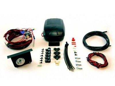 Air Lift Performance Load Controller II Single Path Standard Duty On-Board Air System (99-18 Silverado 1500)