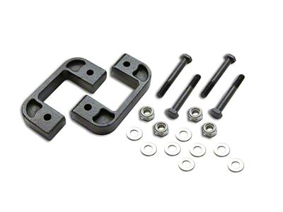 SkyJacker 2 in. Strut Spacer Leveling Kit (07-18 4WD Silverado 1500)