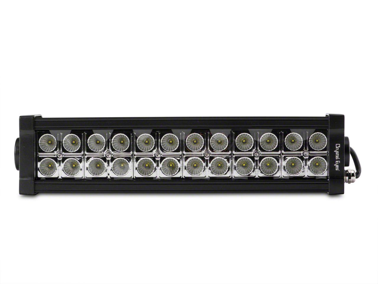 Alteon 13 in. 7 Series LED Light Bar - 60 Degree Flood Beam