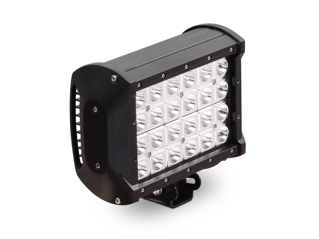 Alteon 7 in. 6 Series LED Light Bar - 60 Degree Flood Beam