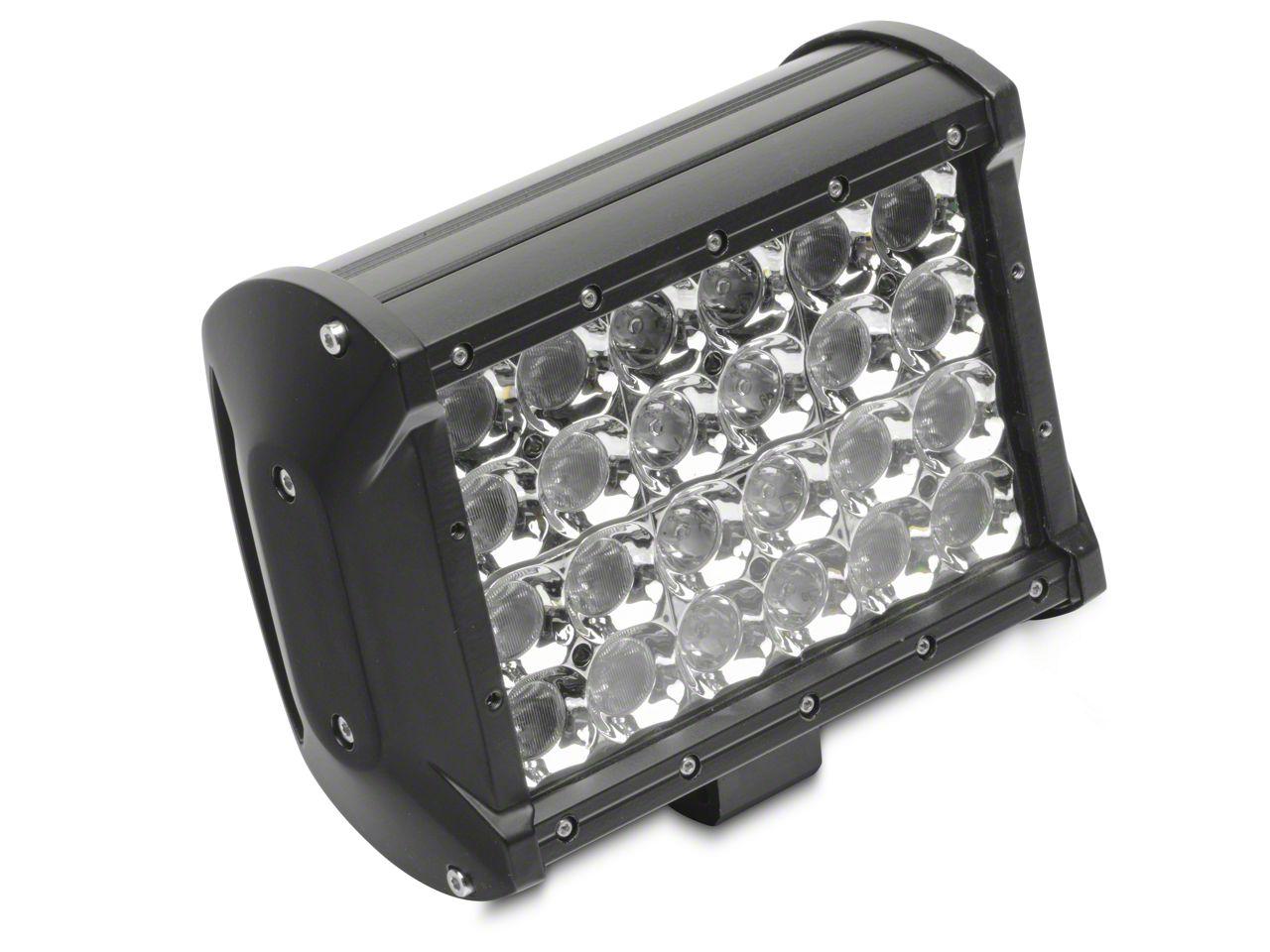 Alteon 7 in. 6 Series LED Light Bar - Flood/Spot Combo