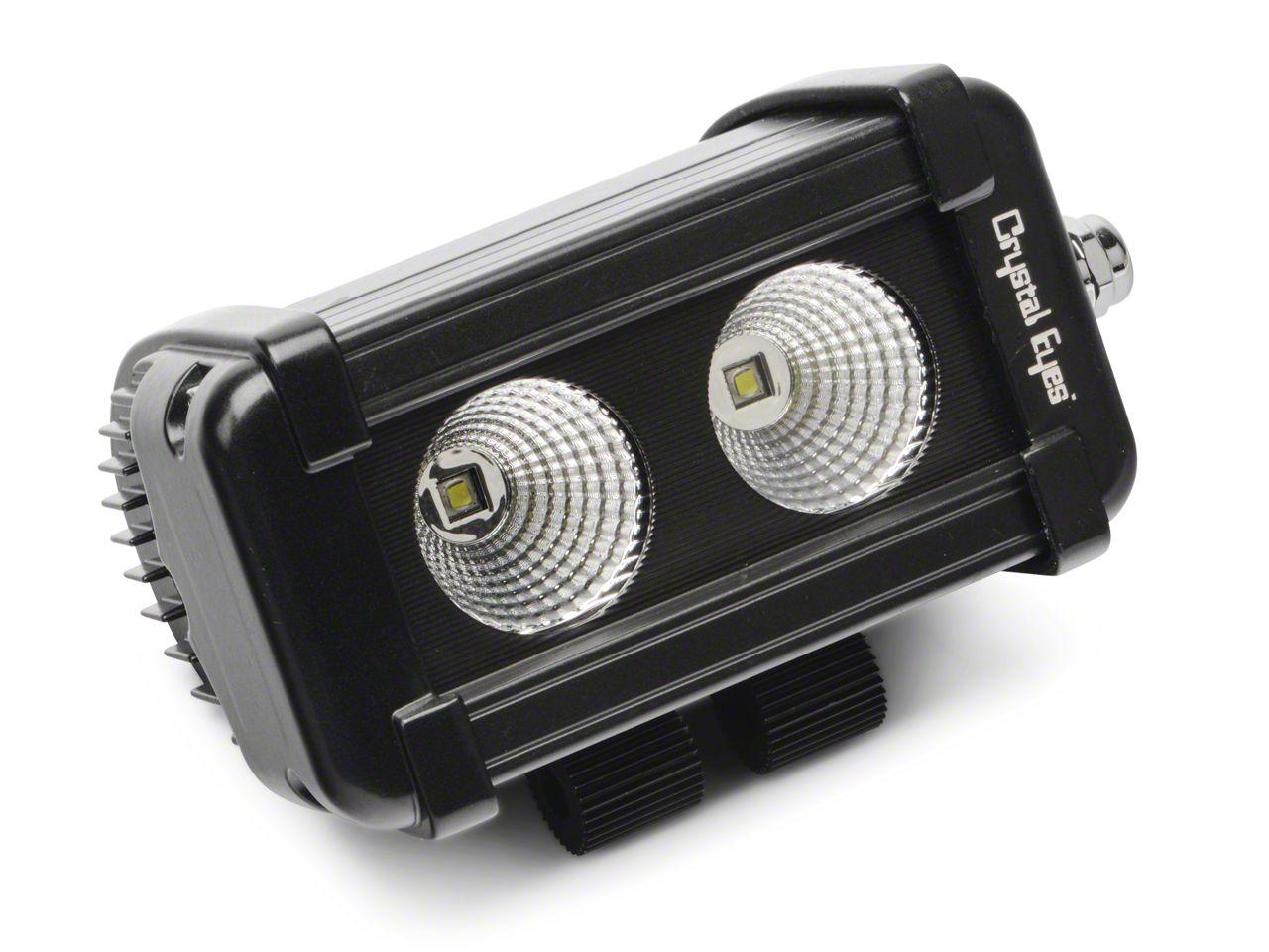 Alteon 5 in. 8 Series LED Light Bar - 60 Degree Flood Beam