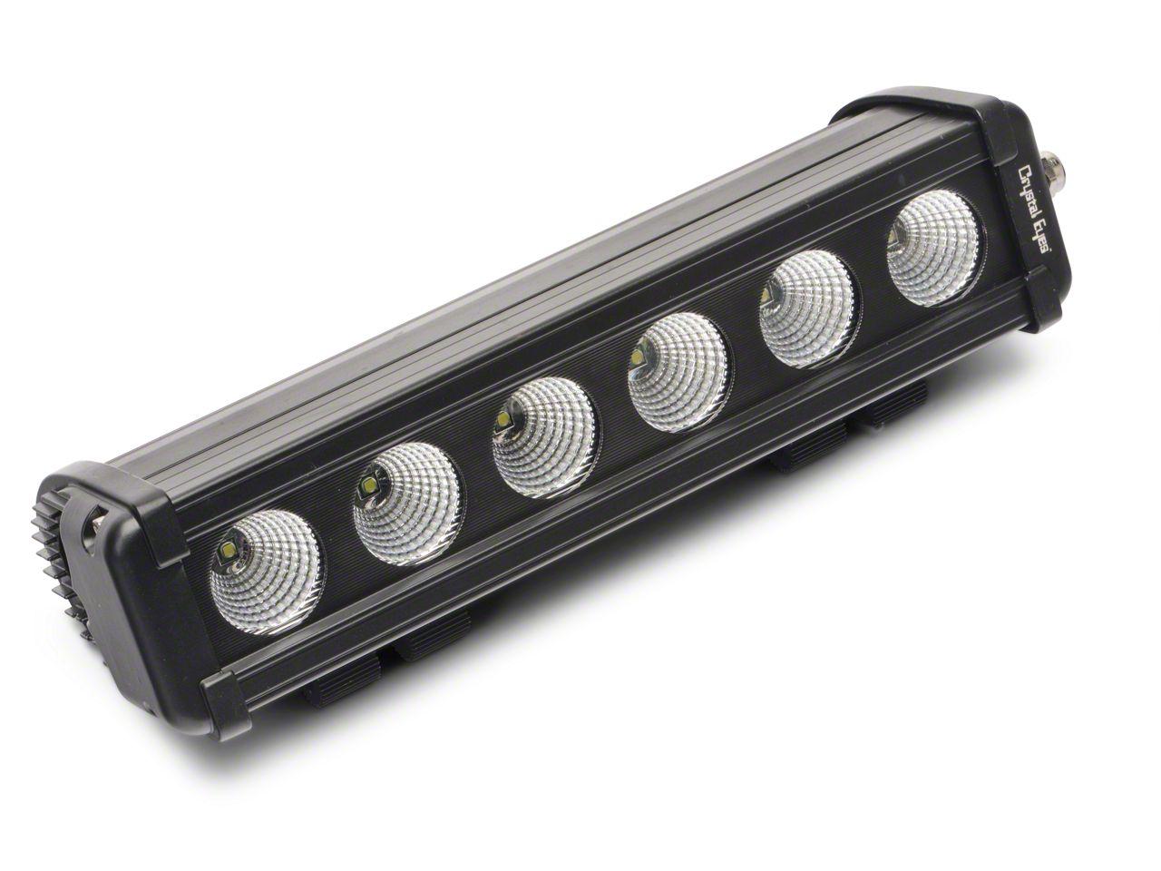Alteon 12 in. 8 Series LED Light Bar - 60 Degree Flood Beam