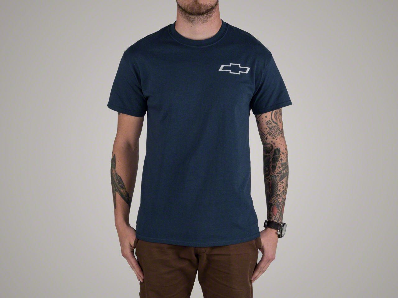 Chevy Camo Flag T-Shirt