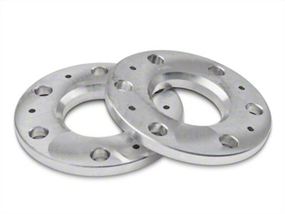 ReadyLIFT 0.5 in. Billet Aluminum Hubcentric Spacers (99-18 Silverado 1500)