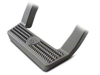 Carr LD Steps - Titanium Silver (99-18 Silverado 1500)