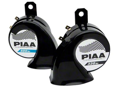 PIAA Automotive Superior Bass Horn - 330/400Hz (07-18 Silverado 1500)