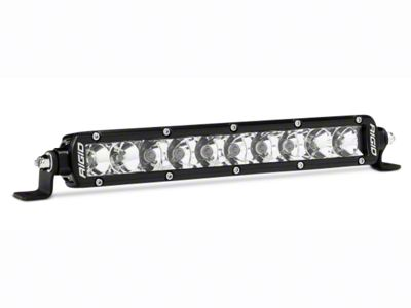 Rigid Industries 10 in. SR-Series LED Light Bar - Flood/Spot Combo