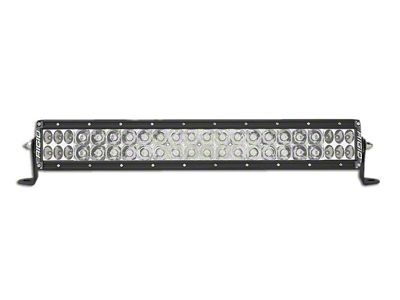 Rigid Industries 20 in. E-Series LED Light Bar - Hyperspot/Driving Combo