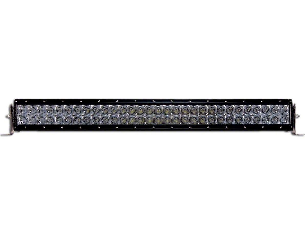 Rigid Industries 30 in. E Series LED Light Bar - Spot Beam