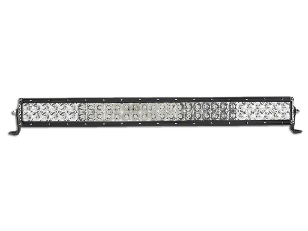 Rigid Industries 30 in. Series Amber LED Light Bar - Flood/Spot Combo