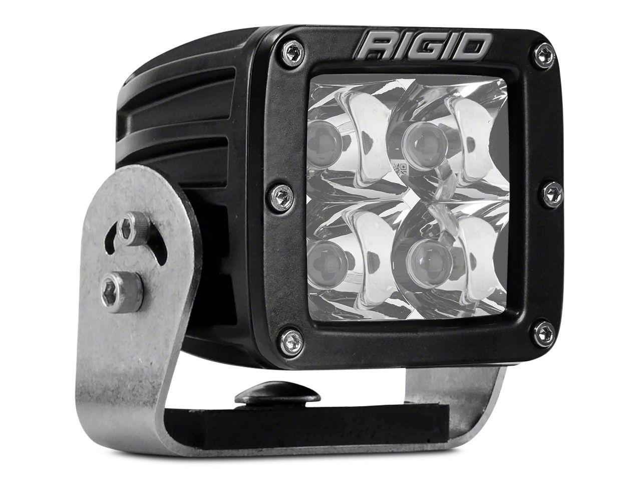 Rigid Industries D-Series HD LED Cube Light - Spot Beam
