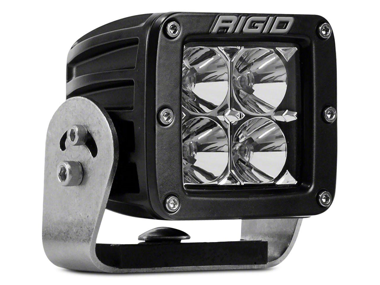 Rigid Industries D-Series LED Cube Light - Flood Beam