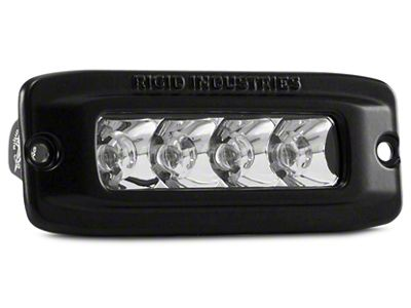 Rigid Industries SR-Q Series Flush Mount LED Light Bar - Spot Beam