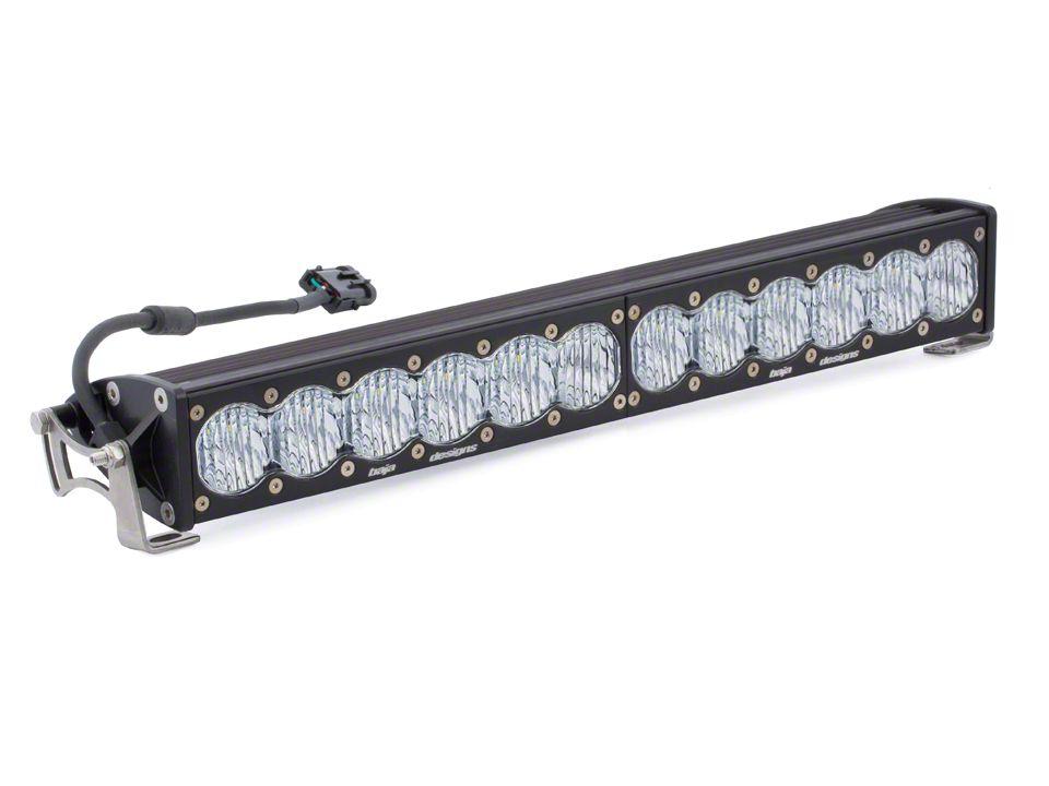 Baja Designs 20 in. OnX6 LED Light Bar - Wide Driving Beam