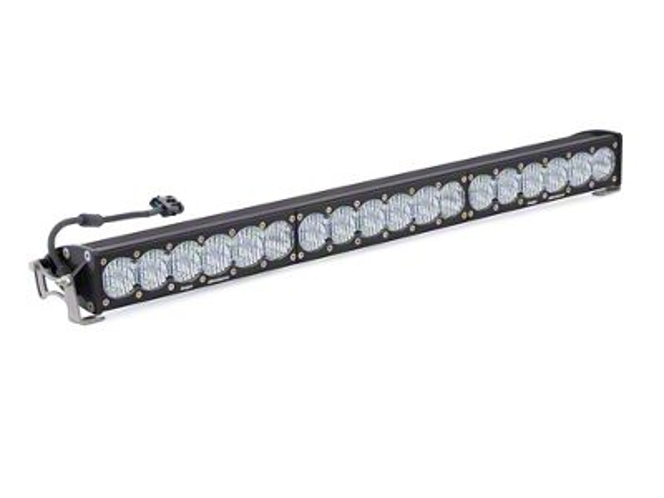 Baja Designs 30 in. OnX6 LED Light Bar - Wide Driving Beam
