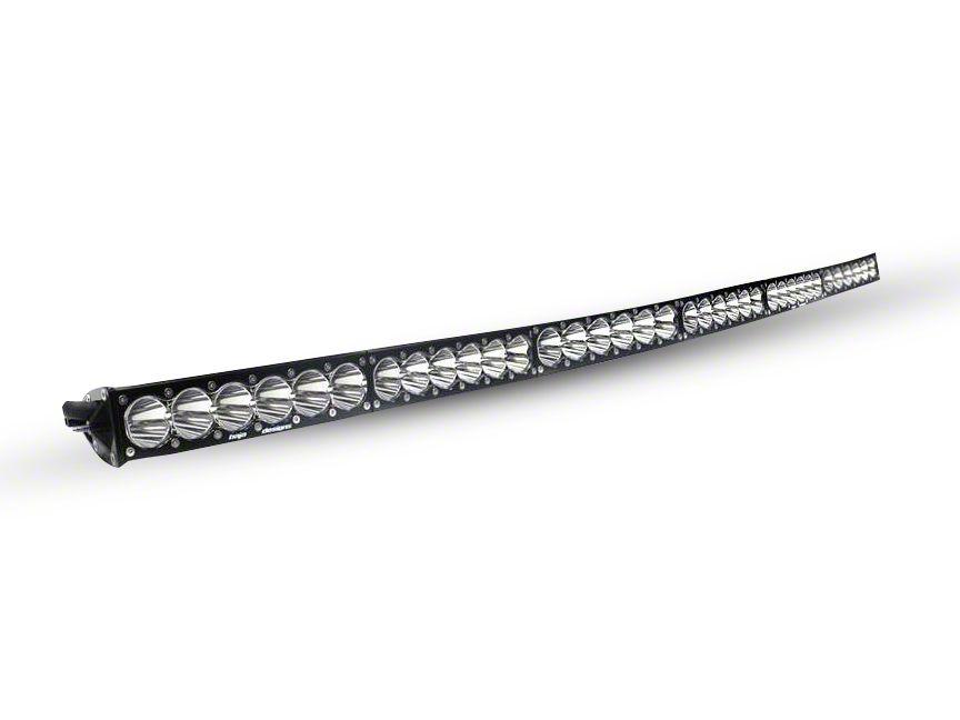 Baja Designs 60 in. OnX6 Arc LED Light Bar - High Speed Spot Beam