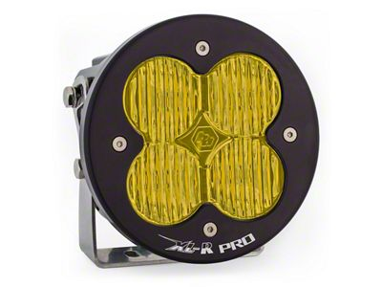 Baja Designs XL-R Amber Pro LED Light - Wide Cornering Beam