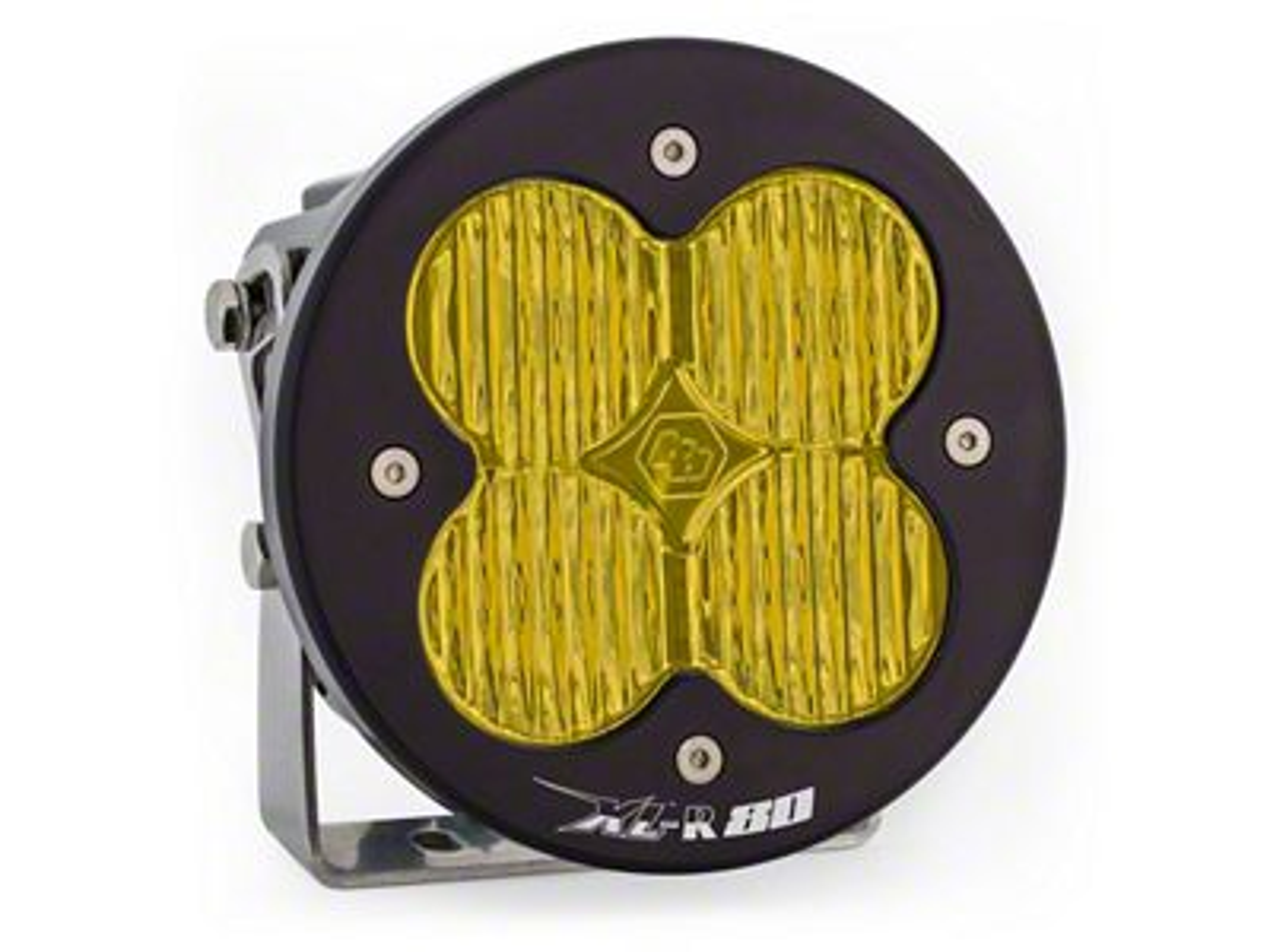 Baja Designs XL-R 80 Amber LED Light - Wide Cornering Beam