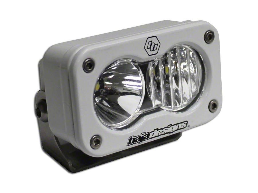 Baja Designs S2 Pro White LED Light - Driving Beam