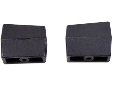 Zone Offroad 5 in. Tapered Lift Blocks (07-18 Silverado 1500)
