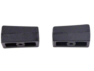 Zone Offroad 3 in. Lift Blocks (07-18 Silverado 1500)