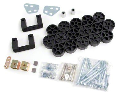 Zone Offroad 3.5 in. Combo Lift Kit (07-13 Silverado 1500)
