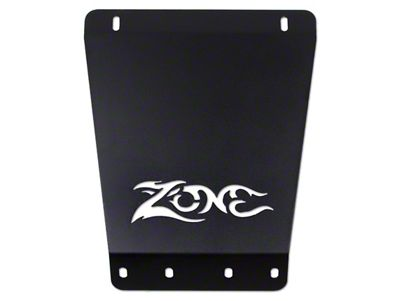 Zone Offroad Front Skid Plate for Zone Off-Road Lift Kits (07-18 Silverado 1500)