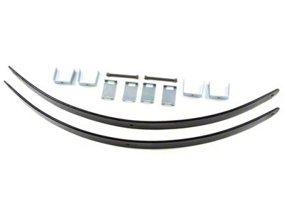 Zone Offroad Rear Add-A-Leaf Kit (07-18 Silverado 1500)