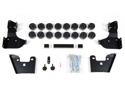 Zone Offroad 1.5 in. Body Lift (14-15 Silverado 1500)