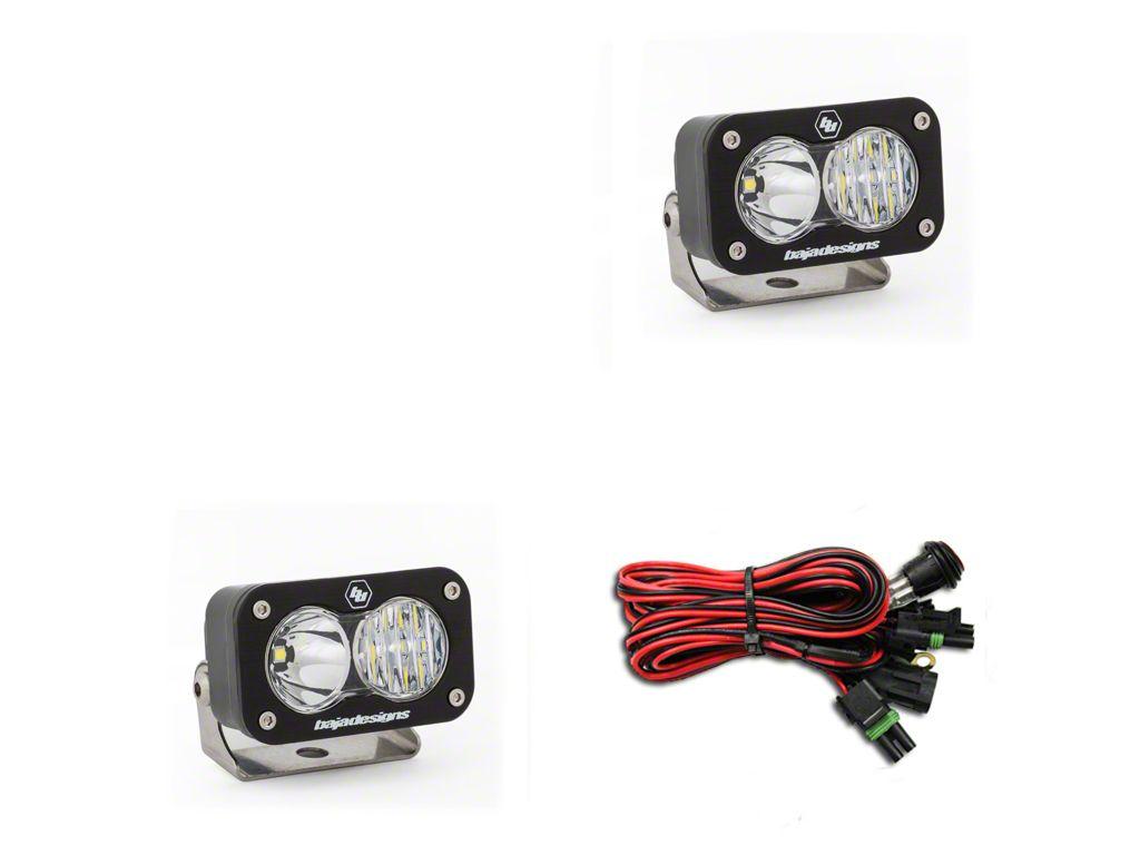 Baja Designs S2 Sport LED Light - Driving/Combo Beam - Pair