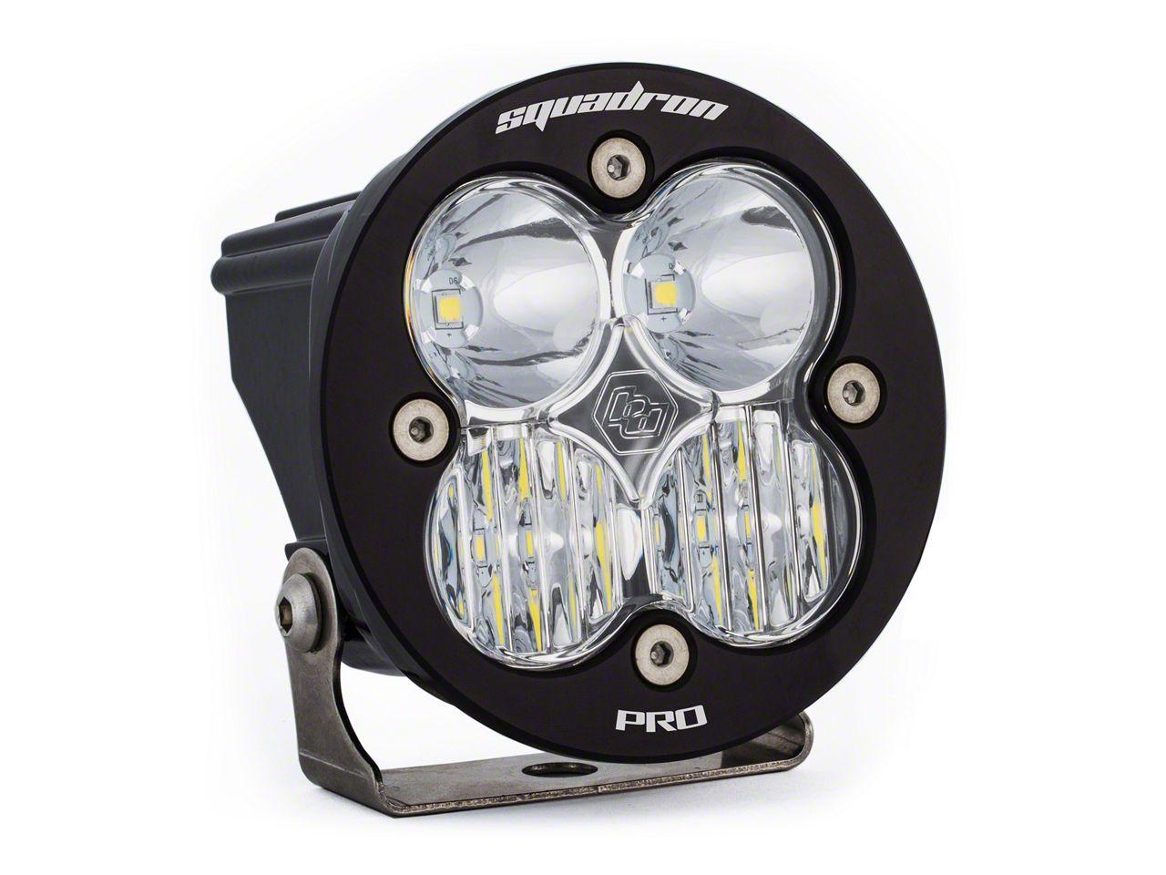Baja Designs Squadron-R Pro LED Light - Driving/Combo Beam