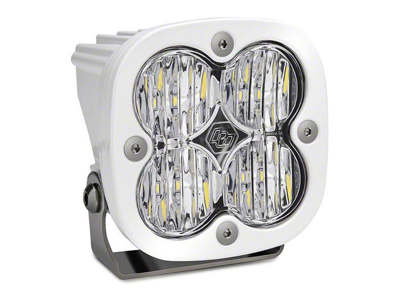 Baja Designs Squadron Sport White LED Light - Wide Cornering Beam