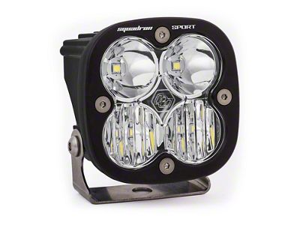 Baja Designs Squadron Sport LED Light - Driving Beam